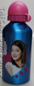 Water BOTTLE in Aluminium - DISNEY VIOLETTA - 500 ml