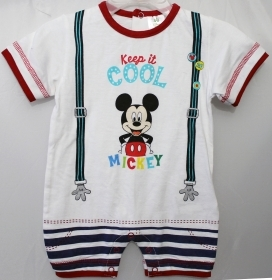 PLAYSUIT - ROMPER Disney - MICKEY mouse 3 months to 24 months