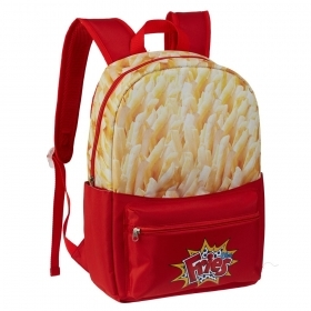 BACKPACK-Backpack is Free Time - OH MY POP CHIPS - Chips