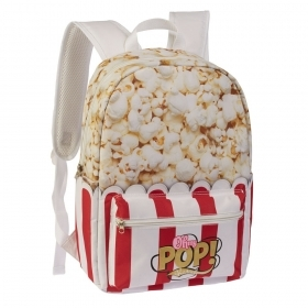 BACKPACK-Backpack is Free Time - OH MY-POP - POPCORN CRUNCHY