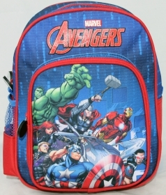 Backpack School DISNEY MARVEL AVENGERS with Box
