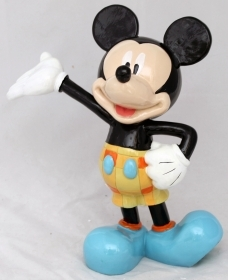 Resin STATUE DISNEY MICKEY mouse - 30 Cm