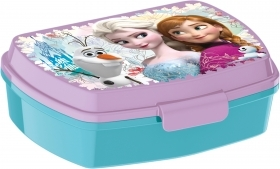 Container box Portamerenda DISNEY - FROZEN Elsa and Anna
