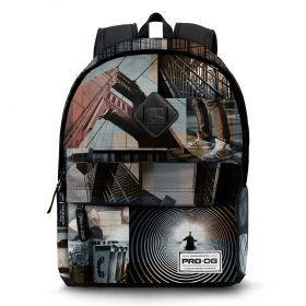 BAG BACKPACK Schoolbag Free Time - PRO DG - VERTIGO