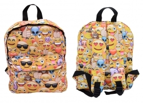 BAG BACKPACK Schoolbag Free Time - EMOTION FAMILY