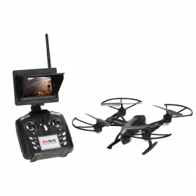DRONE QUADRICOPTER Rayline Funtom 11 AG Fpv monitor 5.8 ghz.