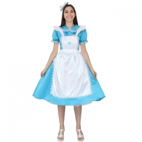 DRESS COSTUME CARNIVAL Mask for Adults - ALICE