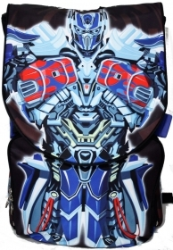 BACKPACK Extensible School TRANSFORMERS - Optimus Prime