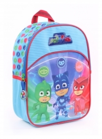 BACKPACK Backpack KINDERGARTEN PJ MASKS Super Pyjamas, the CAT BOY GEKO GUFETTA