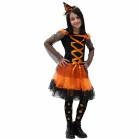 DRESS COSTUME CARNIVAL Mask / Halloween - Halloween WITCH to