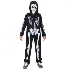 DRESS COSTUME CARNIVAL Mask / Halloween SKELETON