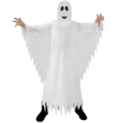 DRESS COSTUME CARNIVAL Mask / Halloween CHILD - GHOST