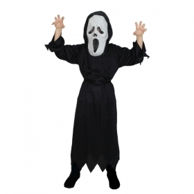 DRESS COSTUME CARNIVAL Mask / Halloween - HOWLING GHOST