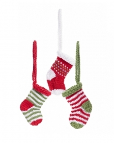 Christmas decoration for christmas Tree - STOCKINGS - 15 cm