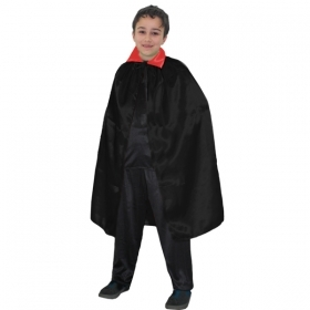 COAT HALLOWEEN baby girl - Color black