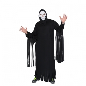 DRESS COSTUME CARNIVAL Mask / HALLOWEEN Adult - DEATH