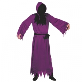 DRESS COSTUME CARNIVAL Mask / HALLOWEEN Adult - PURPLE RIVERS