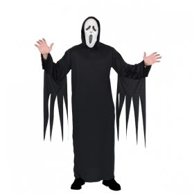DRESS COSTUME CARNIVAL Mask / HALLOWEEN Adults - the HOWLING GHOST