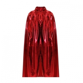 CLOAK HALLOWEEN - Adult-Spandex-red