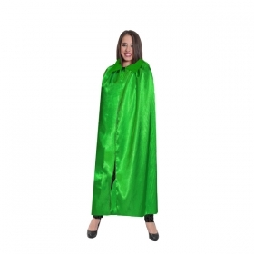 CLOAK HALLOWEEN for Adults - green