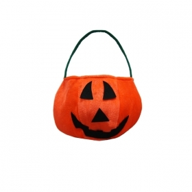 BAG PURSE, PUMPKIN HALLOWEEN