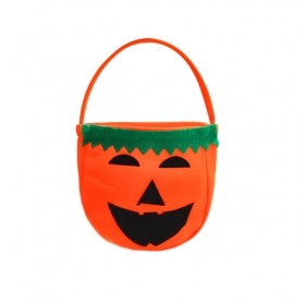 BAG PURSE, PUMPKIN HALLOWEEN D