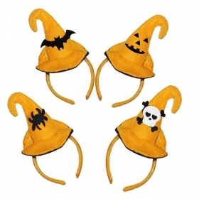 FRONTINI with HAT HALLOWEEN - 6 pieces