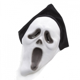 CARNIVAL mask / HALLOWEEN - HOWLING GHOST