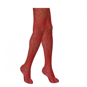Tights Embroidered HALLOWEEN for adults - WEB