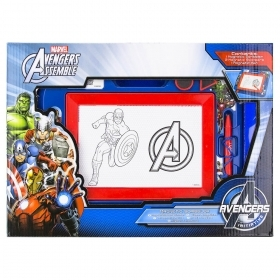 MAGNETIC WHITEBOARD - DISNEY MARVEL AVENGERS