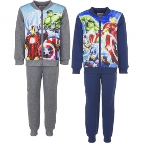 SUIT 2 PIECES DISNEY MARVEL Avengers, hulk, captain america 4 6 8 10 years