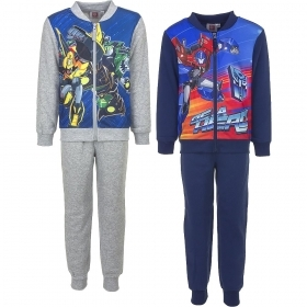 SUIT 2 PIECE DISNEY TRANSFORMERS 3 4 6 8 years