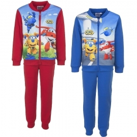 SUIT 2 PIECE DISNEY SUPER WINGS 3 4 5 6 years