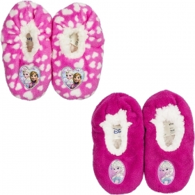 SLIPPERS CLOSED, non-SLIP PLUSH DISNEY FROZEN FROM nr 25 to nr 32