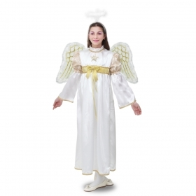 DRESS COSTUME Mask CHRISTMAS child ANGEL