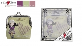 "Purses and ""CLICK-SNAP Doll CL"