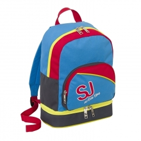 Holdall With Street LEVEL SEVEN SJ Active Lunch Backpack - Blue