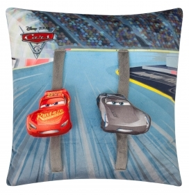 PLUSH CUSHION DISNEY CARS 3 - 2-Cars toy