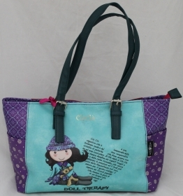 FANTASTIC SHOPPER BAG, Doll CLO' CLO'