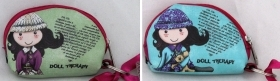 FANTASTIC PURSE COIN case POUCH - Doll CLO CLO