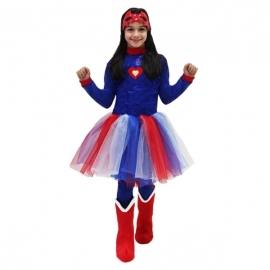 F1855A - da 5 a 13 anni - the cartoon world - VESTITO COSTUME ... 0d3b437ce41c