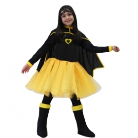 DRESS COSTUME CARNIVAL Mask girl - Girl, Bat -