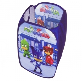 BASKET GAME PORT RACK PJ MASKS