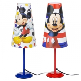 The BEDSIDE LAMP DISNEY MICKEY mouse MICKEY - 40 cm