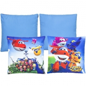 Cushion Fabric - SUPER WINGS