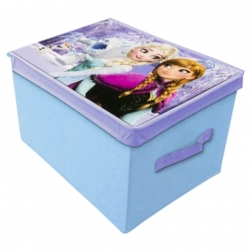 Container BOX ITEMS DISNEY - FROZEN Elsa and Anna