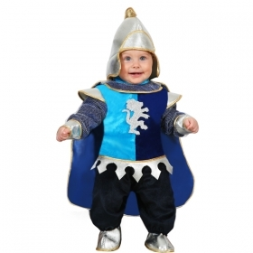DRESS COSTUME Mask CARNIVAL BABY - LANCELOT