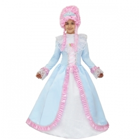 DRESS COSTUME CARNIVAL Mask - Girl - ROSAURA