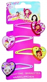 HAIR FERMATRECCINE CLIP-on 4-piece DISNEY MIA and ME