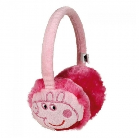 Fantastic Earmuffs Warms the ears DISNEY PEPPA PIG